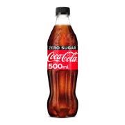 Coca-Cola Zero PET tray 12x0,50L