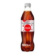 Coca-Cola Light PET tray 12x0,50L