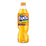 Fanta Orange PET           tray 12x0,50L