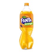 Fanta Orange PET            tray 6x1,00L