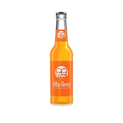 Fritz-Limo Orangen         krat 24x0,33L