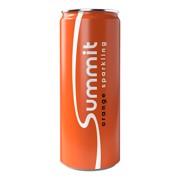 Summit Orange blik         tray 12x0,33L
