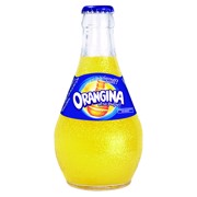 Orangina Orange Regular    krat 24x0,25L