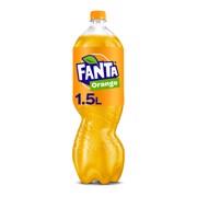 Fanta Orange PET            tray 6x1,50L