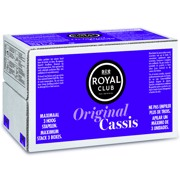 Royal Club Cassis Postmix        BIB 10L