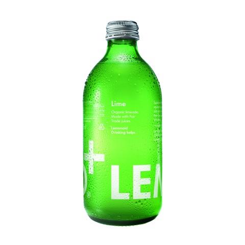 Lemonaid+ Lime             tray 24x0,33L