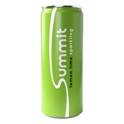 Summit Lemon Lime blik     tray 12x0,33L