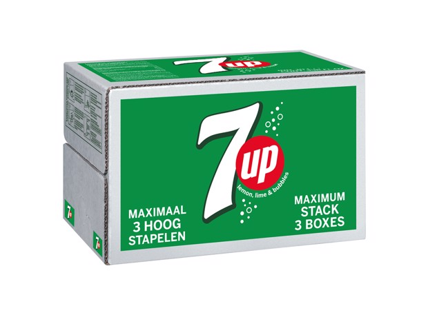 Seven Up Lemon Lime Postmix      BIB 10L