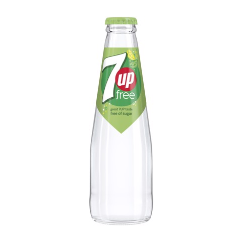 Seven Up Lemon Lime        krat 28x0,20L