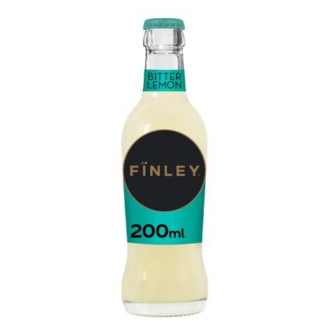 Finley Bitter Lemon        krat 24x0,20L