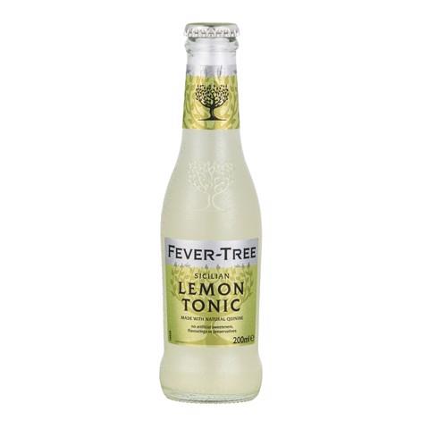 Fever-Tree Lemon Tonic    doos 6x4x0,20L