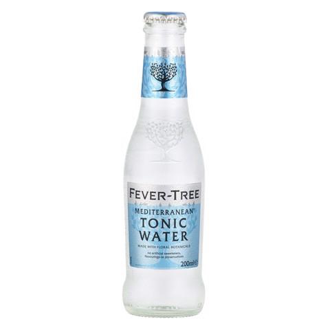 Fever-Tree Mediterranean Tonic doos 6x4x0,20L
