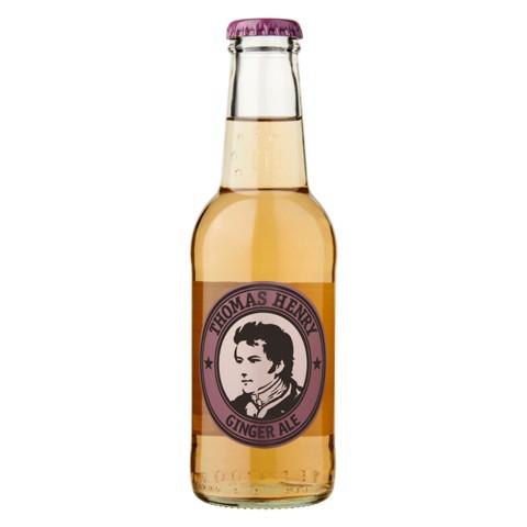 Thomas Henry Ginger Ale    doos 24x0,20L