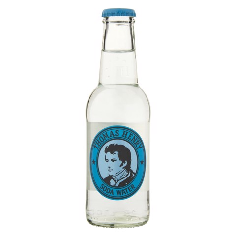 Thomas Henry Soda Water    doos 24x0,20L