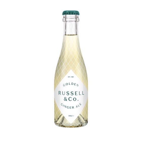 Russell & Co Ginger Ale doos 24x0,20L