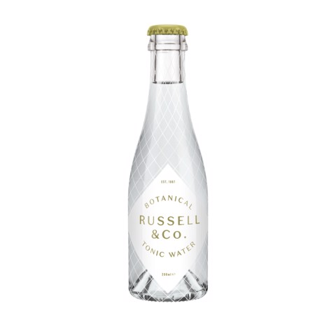 Russell & Co Tonic Water   doos 24x0,20L