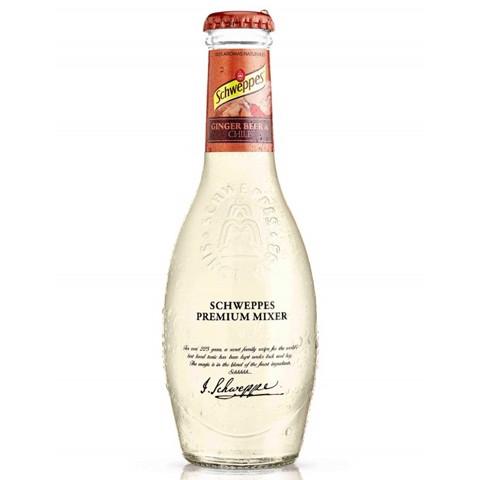 Schweppes Premium Ginger Beer doos 6x4x0,20L