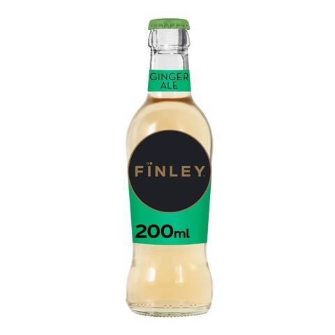 Finley Ginger Ale          krat 24x0,20L