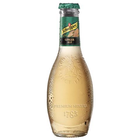 Schweppes Ginger Ale       krat 24x0,25L
