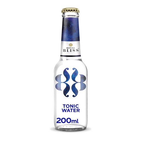Royal Bliss Tonic Water    doos 12x0,20L