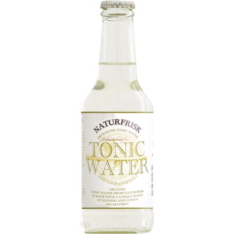 Naturfrisk Indian Tonic  doos 12x0,25L