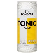 London Tonic          blik tray 12x0,25L