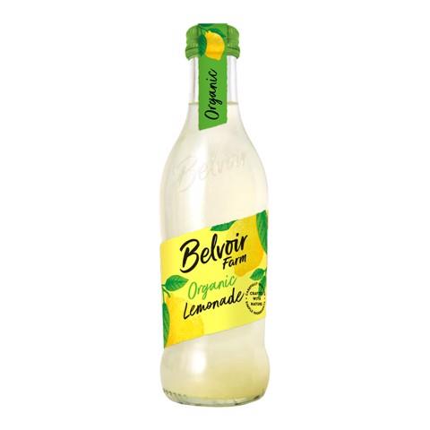 Belvoir Handmade Lemonade Pressé Bio  doos 12x0,25L