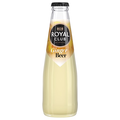 Royal Club Ginger Beer     krat 28x0,20L