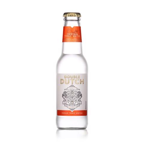 Double Dutch Indian Tonic Water   doos 24x0,20L