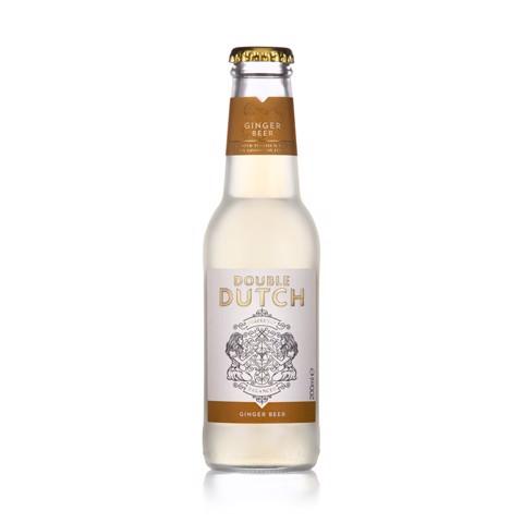 Double Dutch Ginger Beer   doos 24x0,20L