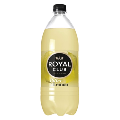 Royal Club Bitter Lemon PRB    krat 12x1,10L