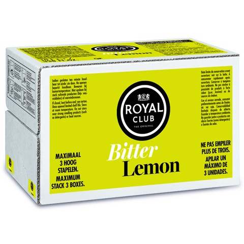 Royal Club Bitter Lemon          BIB 10L