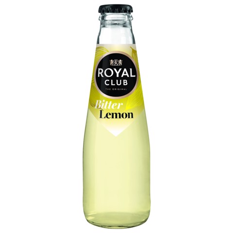 Royal Club Bitter Lemon    krat 28x0,20L