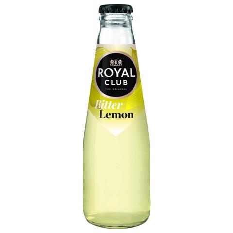Royal Club Bitter Lemon    krat 28x0,20L