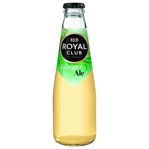 Royal Club Ginger Ale      krat 28x0,20L