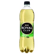 Royal Club Ginger Ale PET  tray  6x1,00L