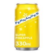 Fernandes Pineapple blik   tray 12x0,33L