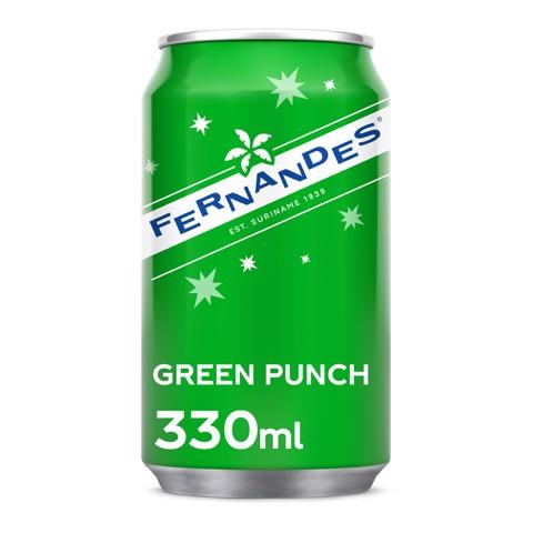 Fernandes Green Punch blik   tray 12x0,33L