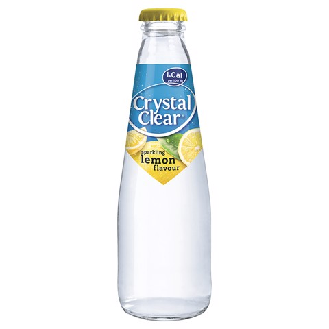 Crystal Clear Lemon        krat 28x0,20L