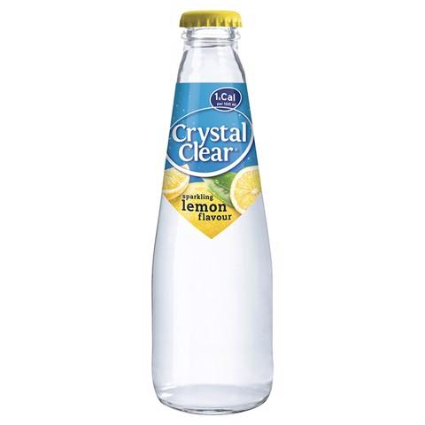 Crystal Clear Lemon        krat 28x0,20L