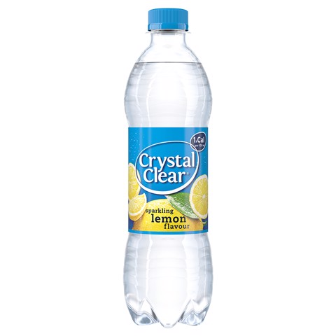 Crystal Clear Lemon PET     tray 6x0,50L