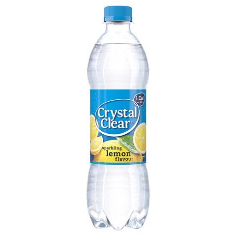 Crystal Clear Lemon PET     tray 6x0,50L