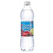 Crystal Clear Cranberry & Lemon PET tray 6x0,50L