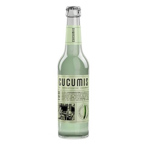 Cucumis Cucumber Lemonade  krat 24x0,33L