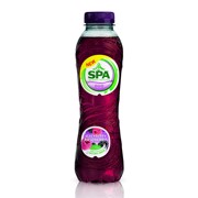 Spa Duo Blackberry Raspberry PET  tray 6x0,50L