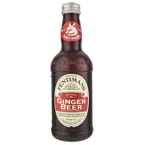 Fentimans Ginger Beer     tray 12x0,275L