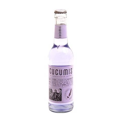Cucumis Lavendel Lemonade  krat 24x0,33L