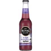 Royal Club Wild Berries & Mint tray 12x0,275L