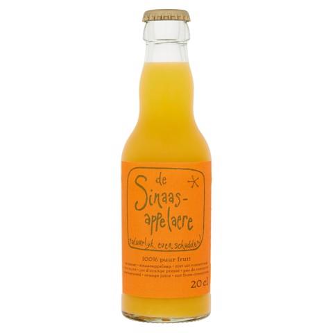 Appelaere Sinaasappelsap krat 24x0,20L
