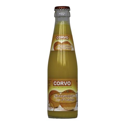 Corvo Sinaasappelsap       krat 24x0,20L